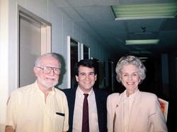 Bob Carroll Jr and Madelyn Pugh Martin Davis