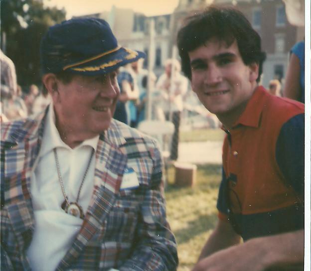 Rudy Vallee 6-19-1983
