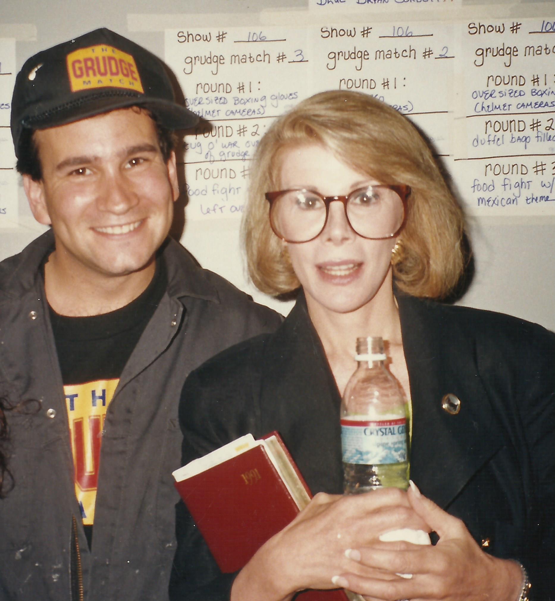 Joan Rivers 1991