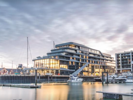 Southampton Harbour Hotel: Review