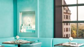 Tiffany & Co.: The Blue Box Cafe
