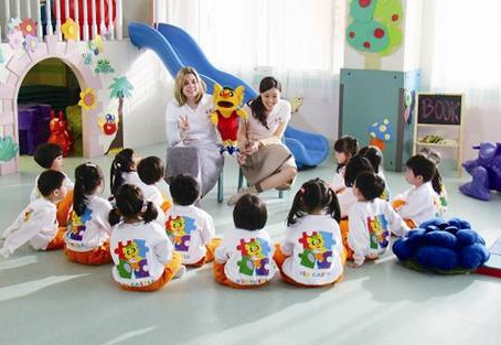 Why Teaching English Abroad in Shanghai for Kid Castle?