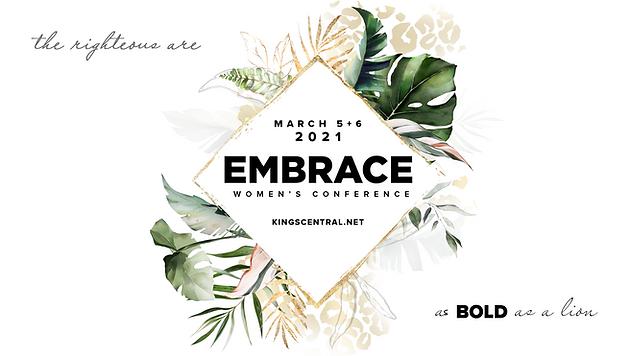 2021 Embrace Conf Announcment Slide_Oahu