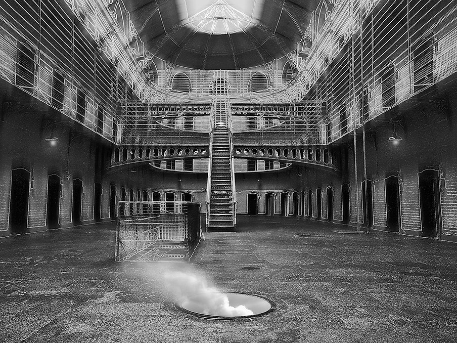 FLevy_Jorge Conde_Kilmainham Gaol Dublin
