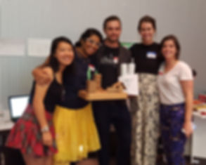 IDEO Make-a-thon winners