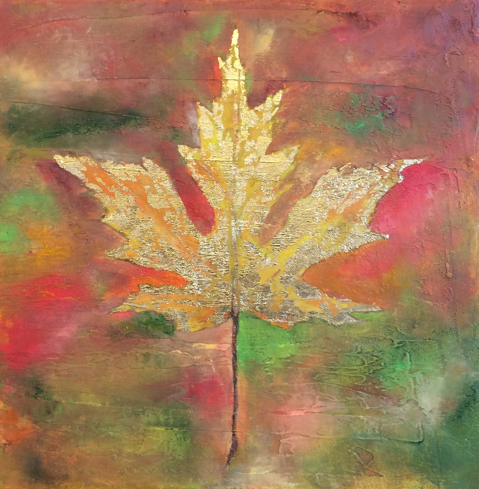 A Shimmer of Fall #1