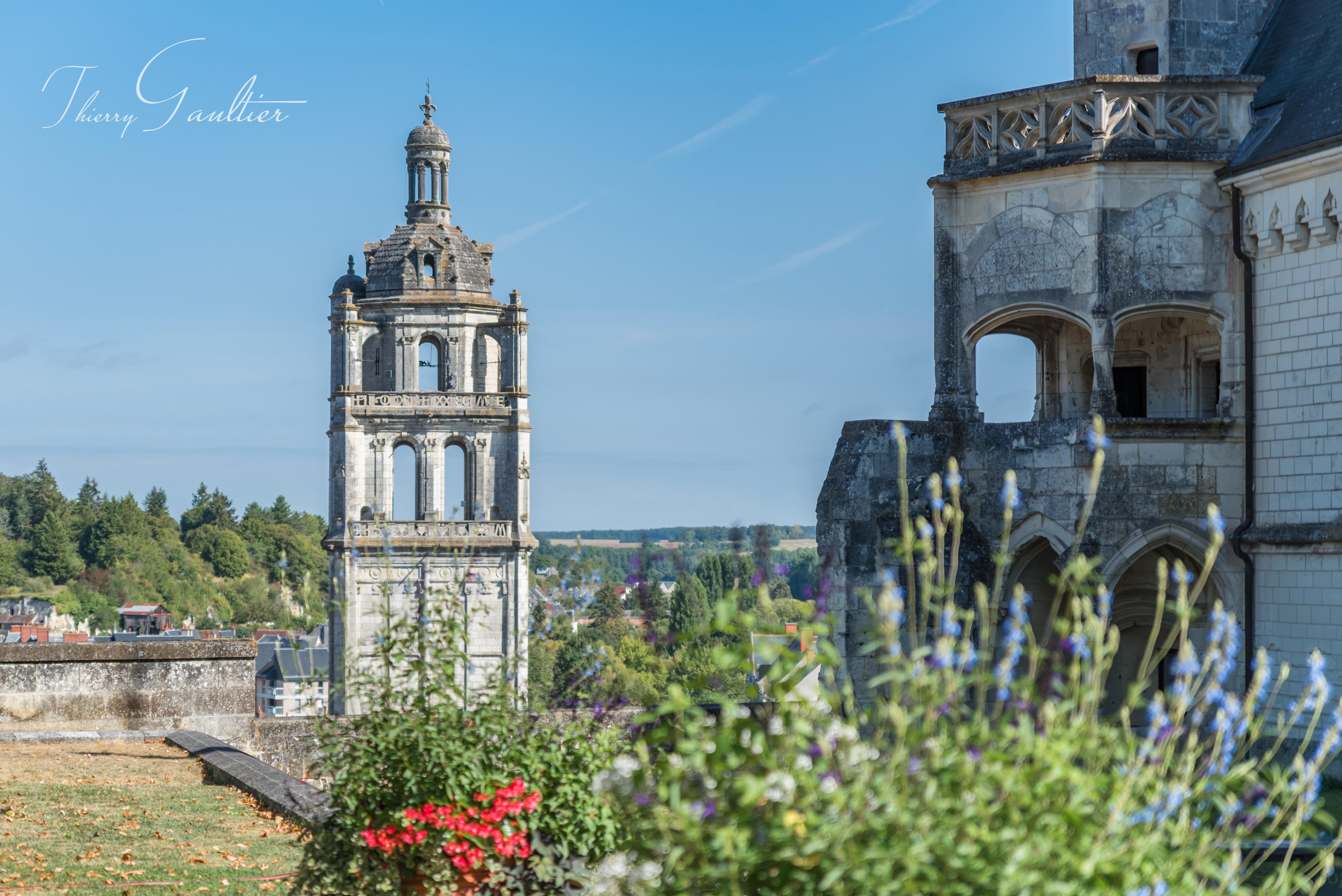 Tour Saint-Antoine à LOCHES