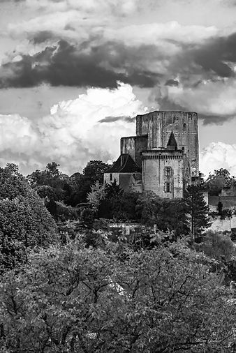 Donjon de Loches Indre et Loire