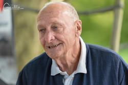 L'écrivain René-Gérad Poupin