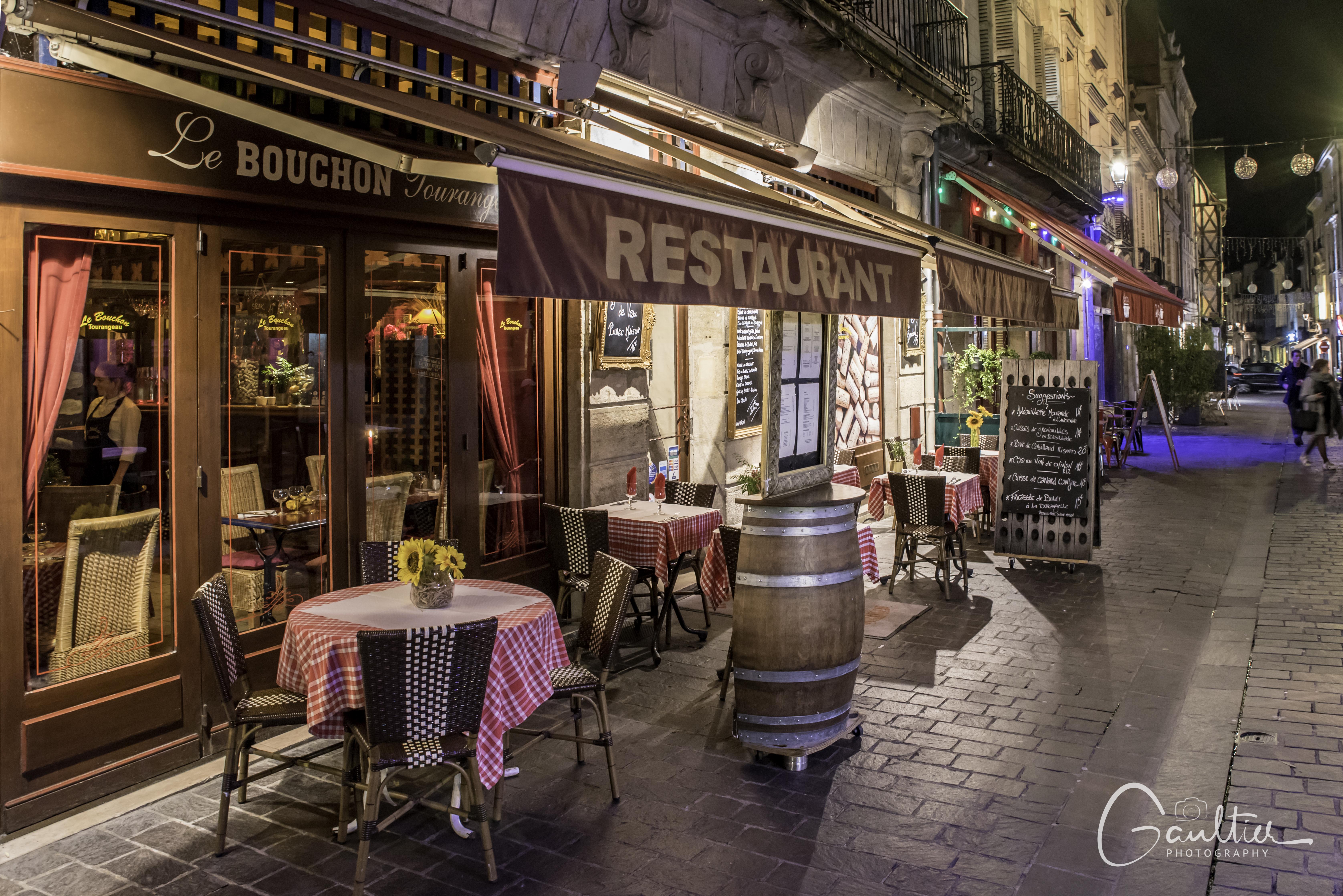 Restaurant le Bouchon Tourangeau