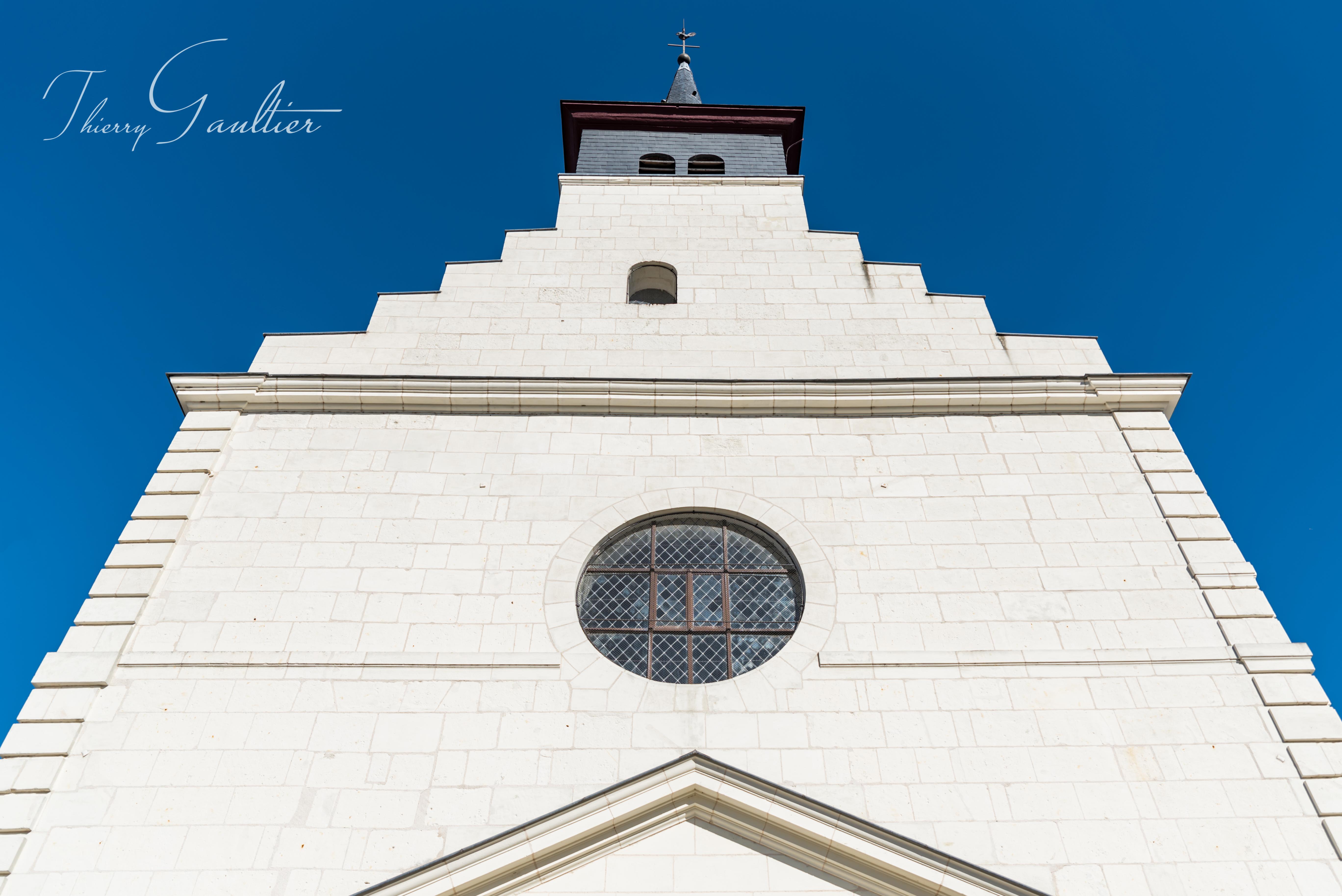 Église Saint-Antoine à LOCHES