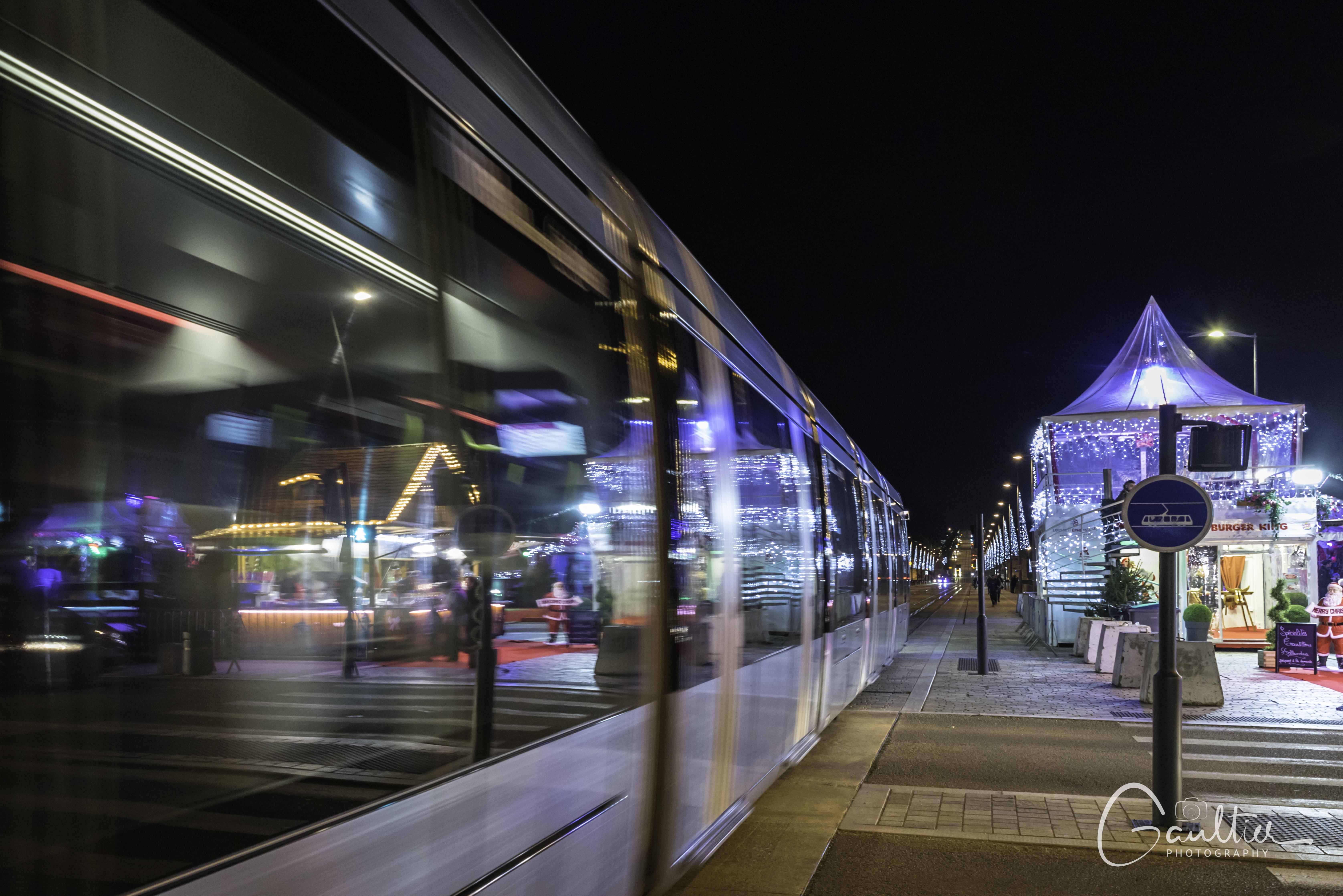 Tramway direction pont Wilson