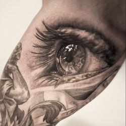 Tatuajes-Realistas