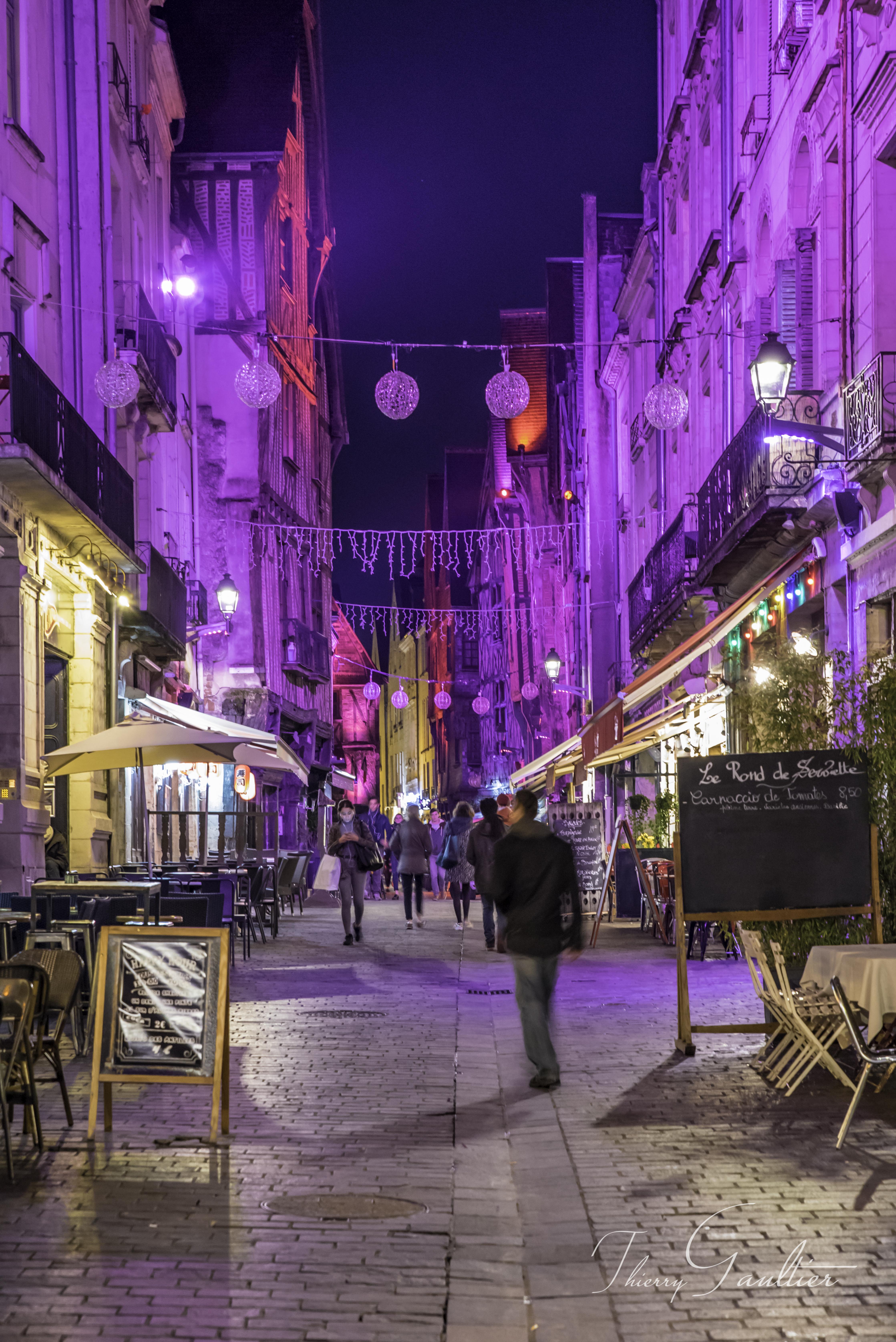 Rue du Grand Marché à TOURS