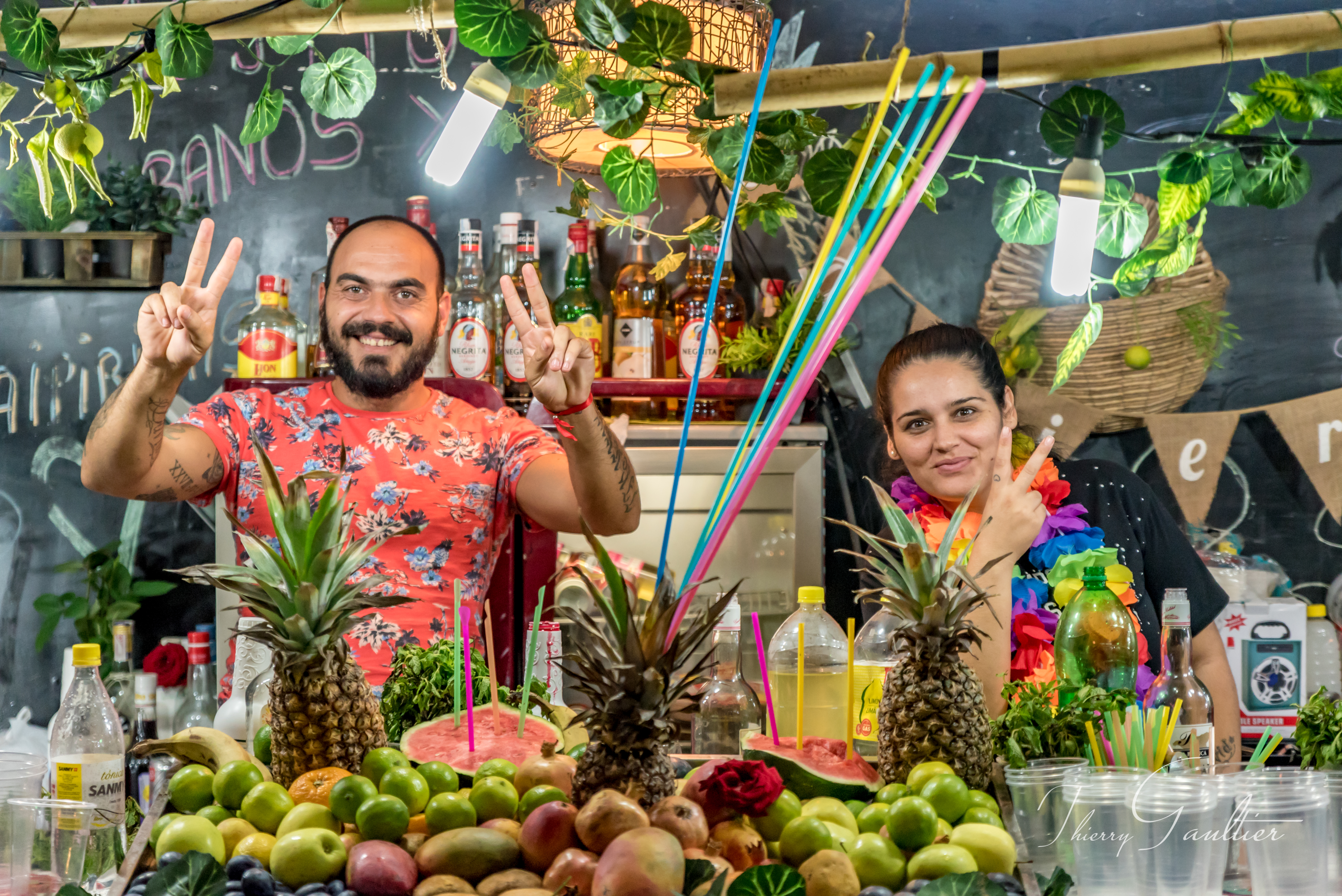 La Cocteleria - foire de FUENGIROLA
