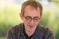 L'écrivain Jacques Perry Salkow