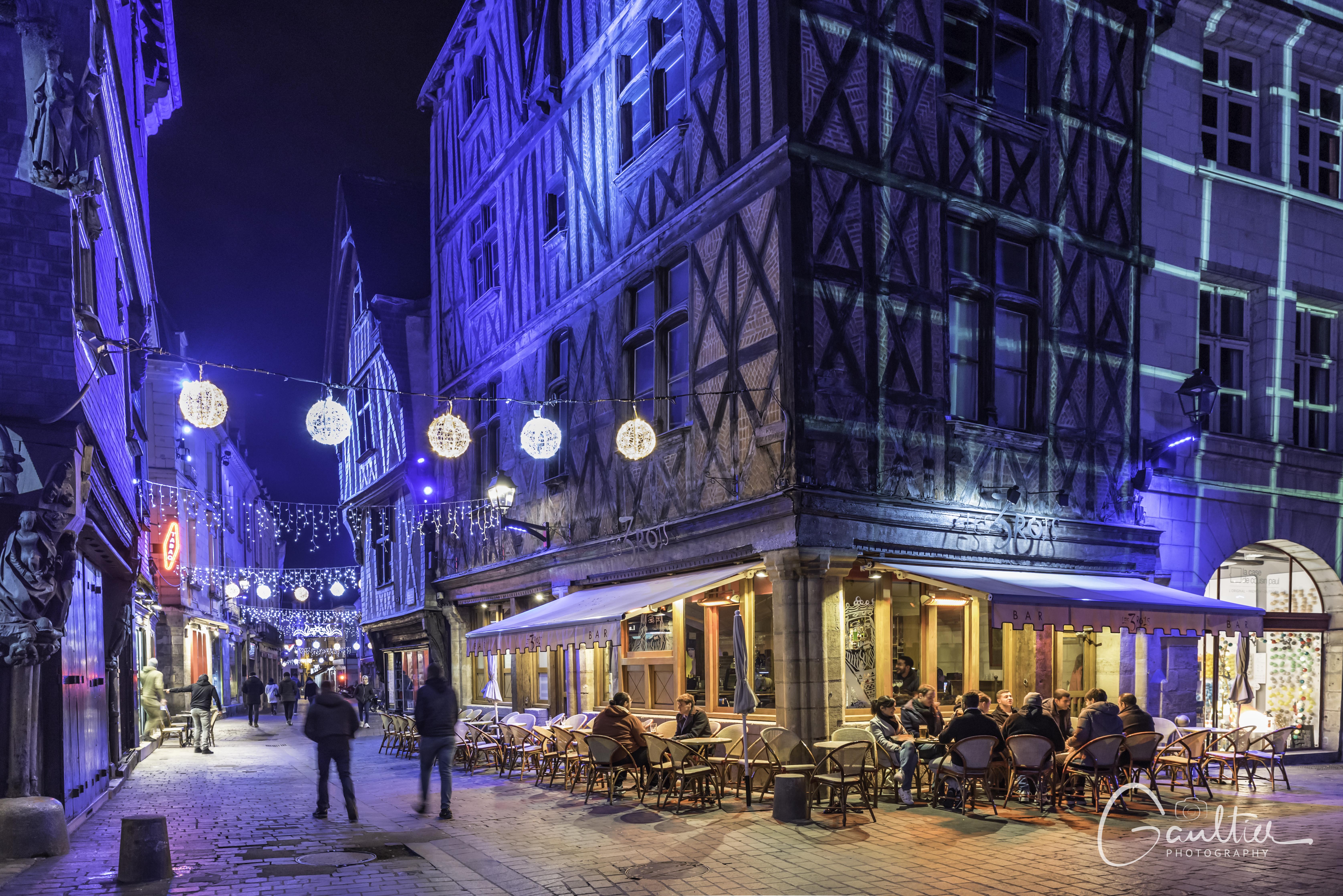 Quartier Vieux TOURS