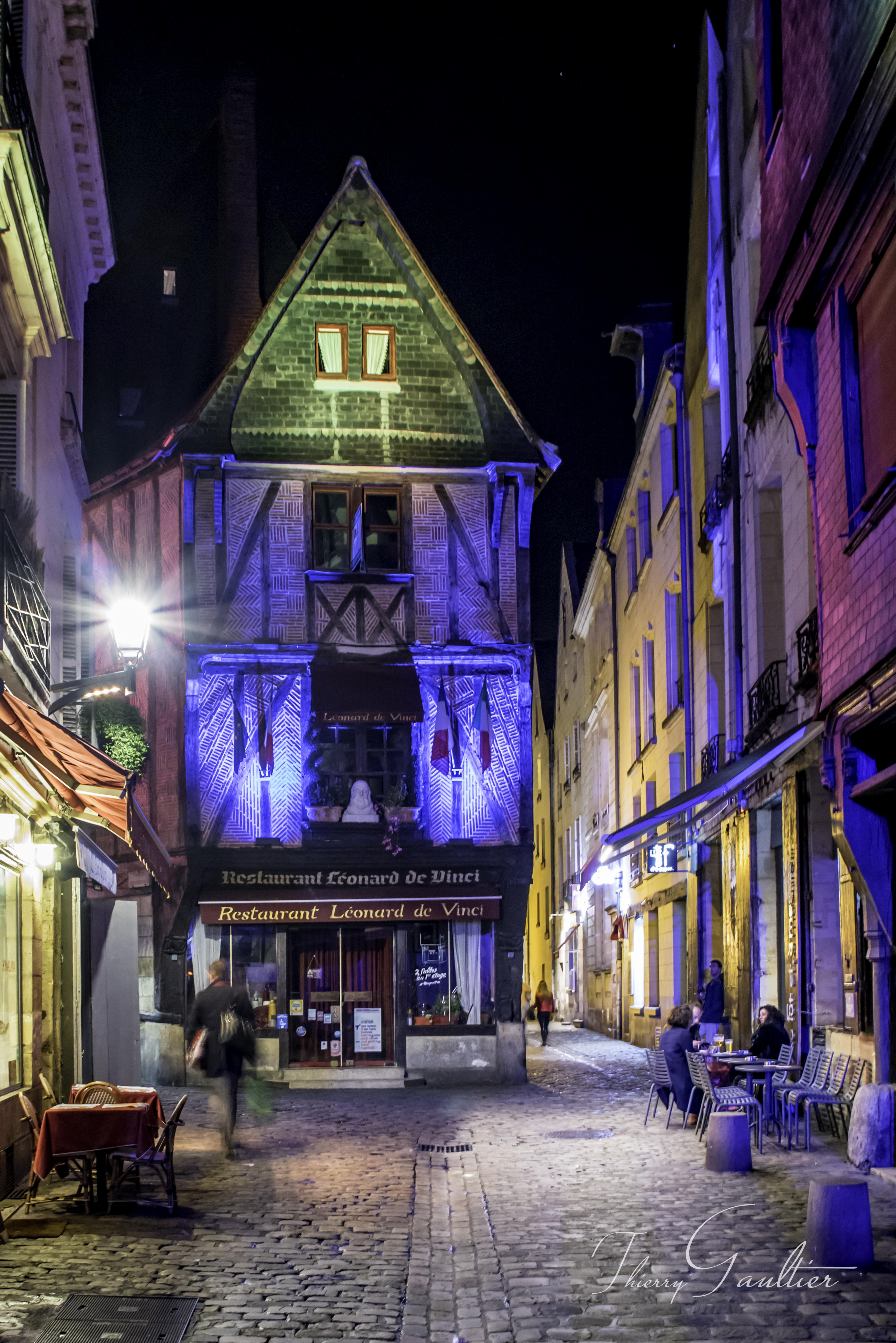 Rue de la Monnaie à TOURS