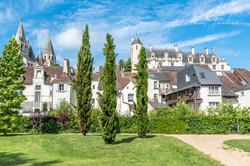 Château et Collégiale de LOCHES