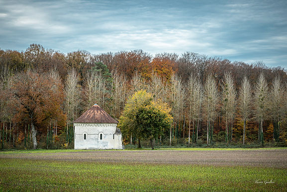 Chapelle du LIGET Chemillé sur Indroit