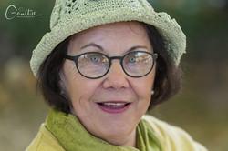 L'écrivain Françoise PERAY DELAFOND