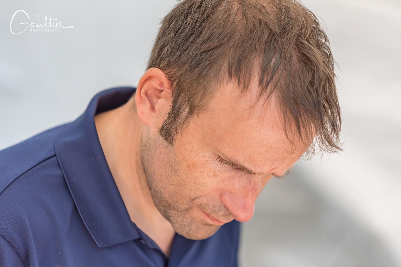 L'écrivain Jérôme Attal