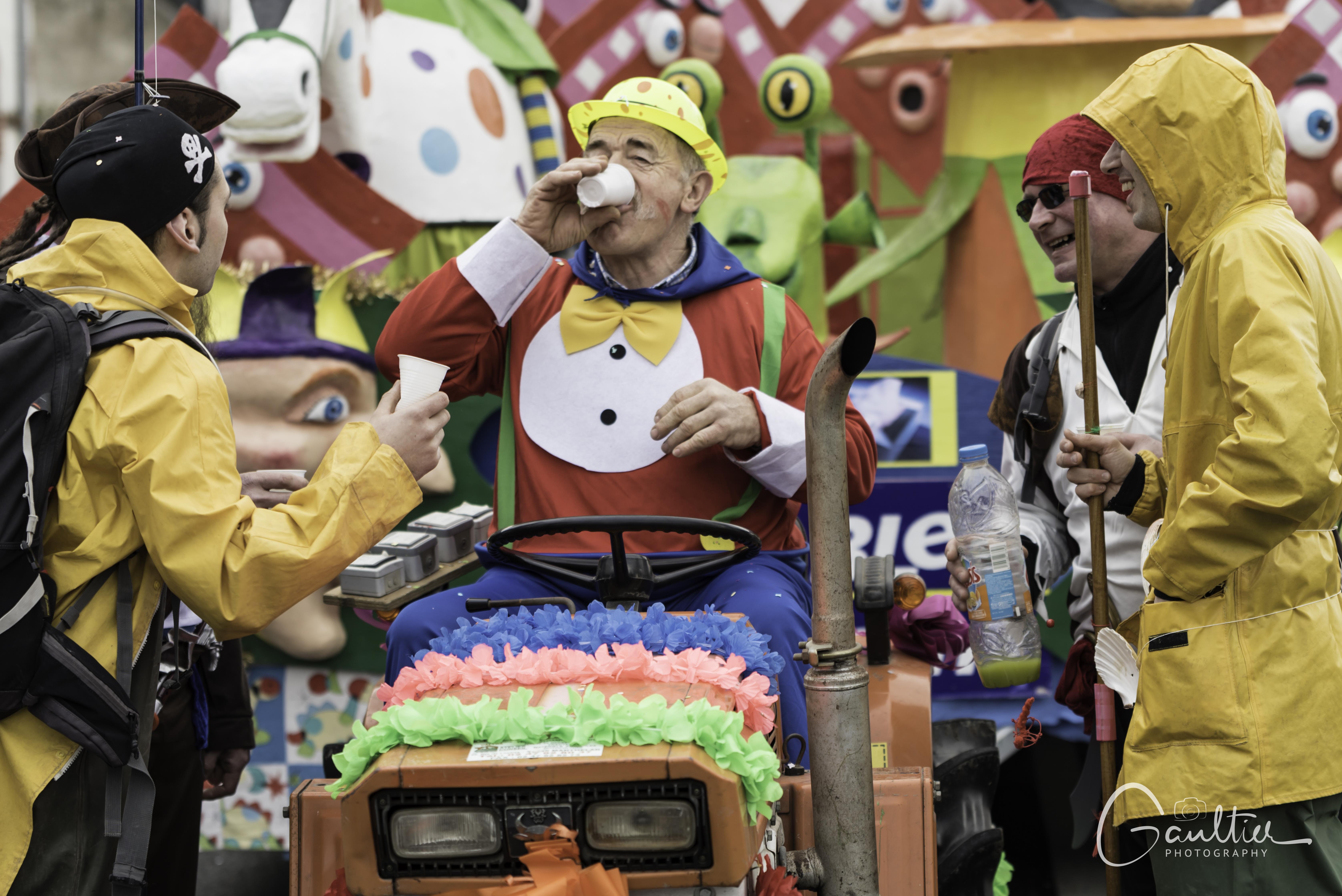 Carnaval de MANTHELAN 2018