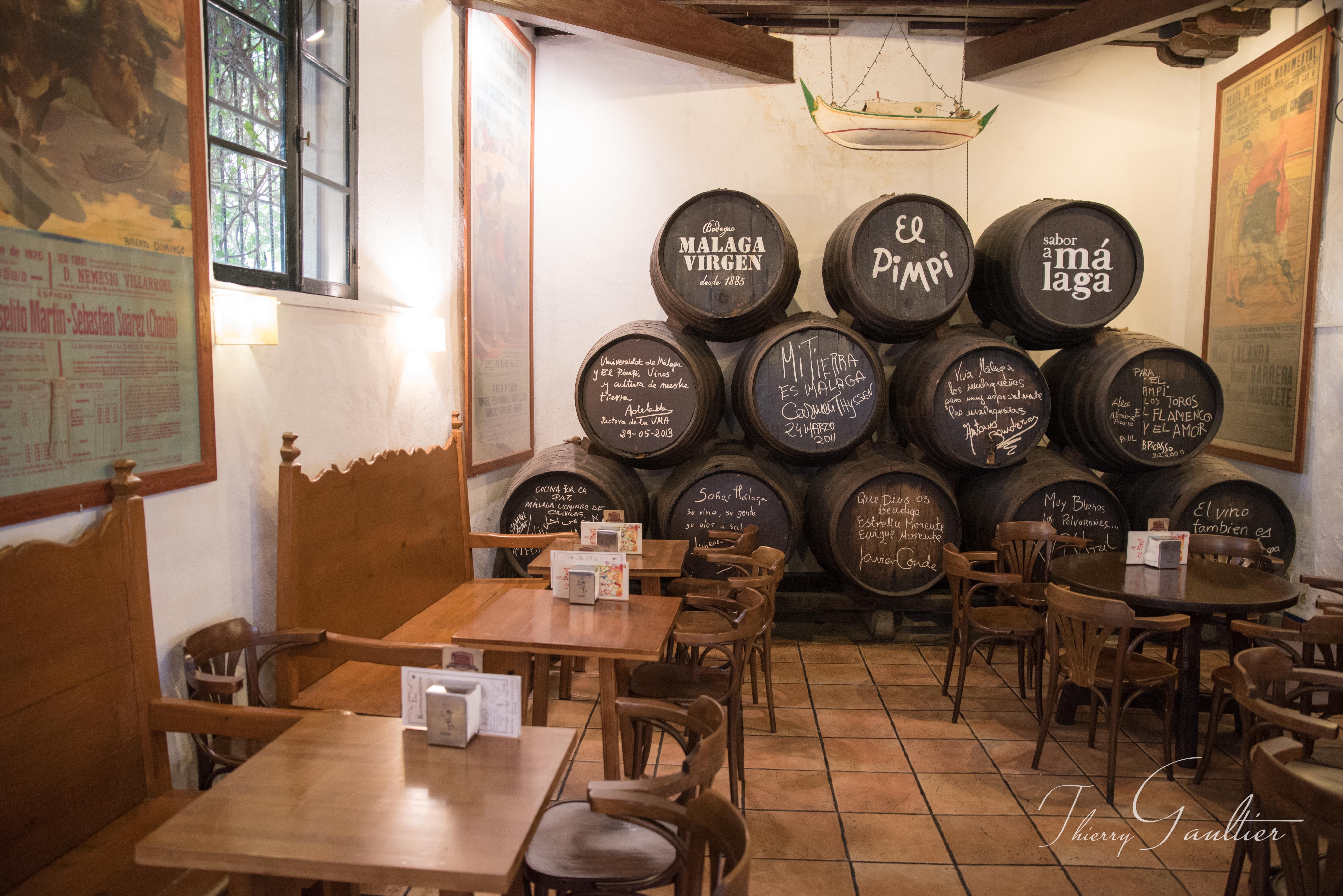 Bar d'Antonio Banderas