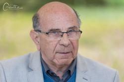 L'écrivain Bernard Briais
