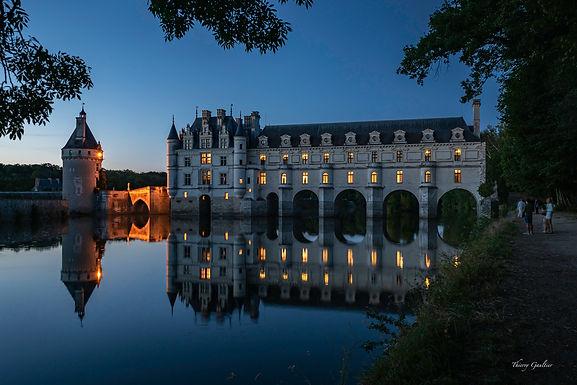 Château de Chenonceau et le Cher