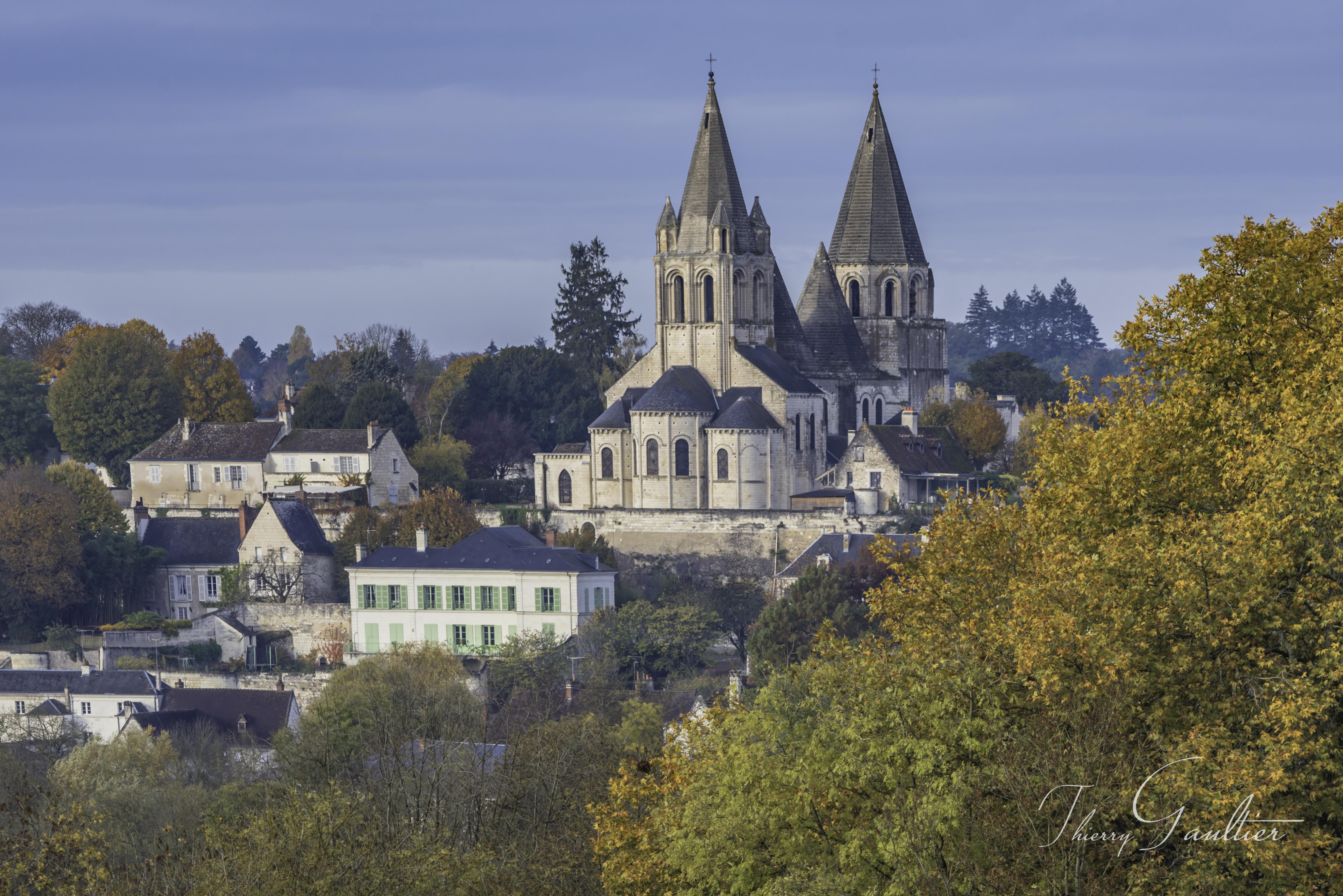 Collégiale Saint-Ours à LOCHES
