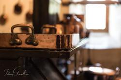 Cuisines du château de Chenonceau