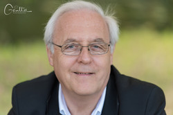 L'écrivain Pascal Dubrisay