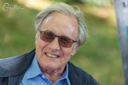 L'écrivain Olivier Kourilsky