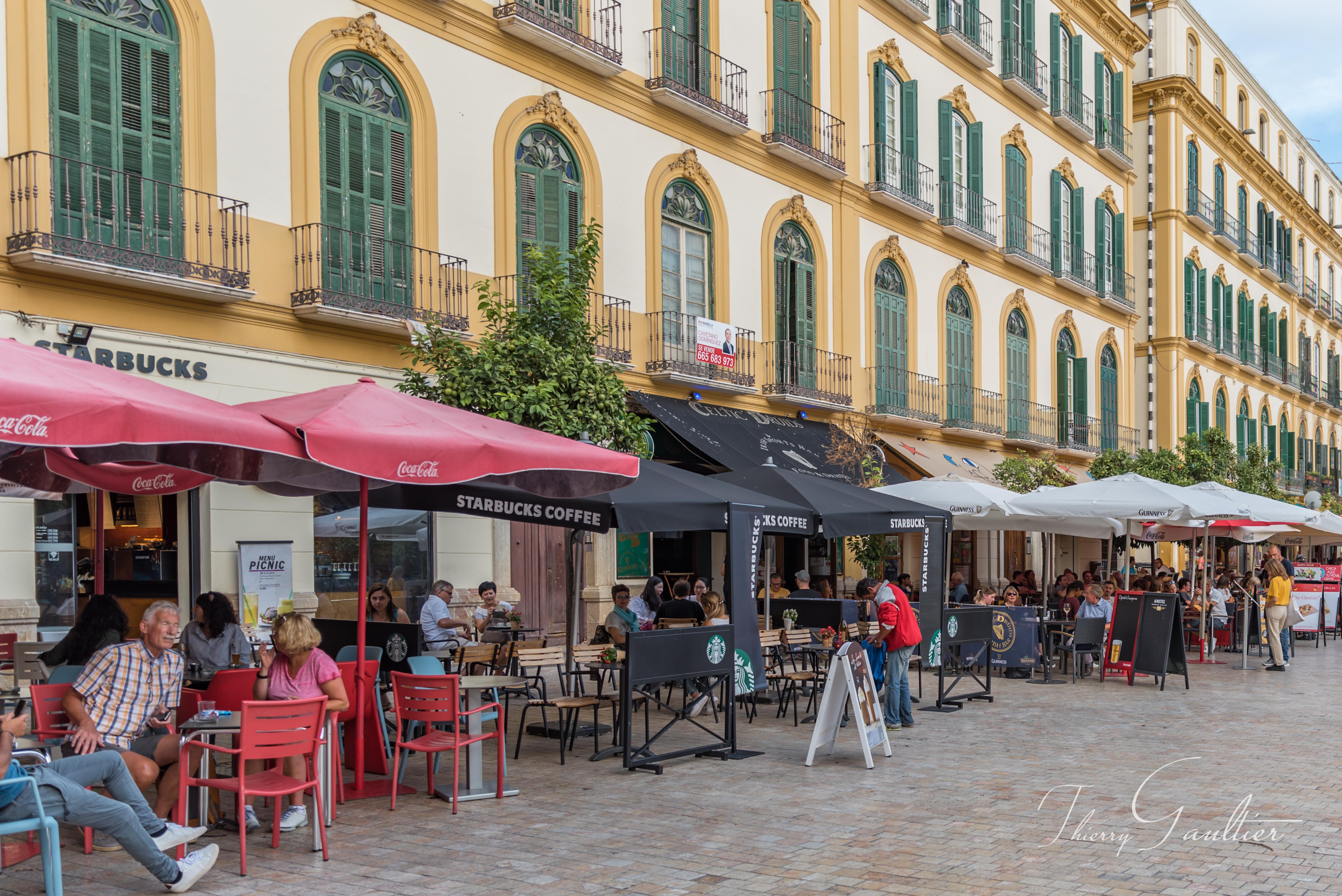 Plaza de la Merced (Picasso)