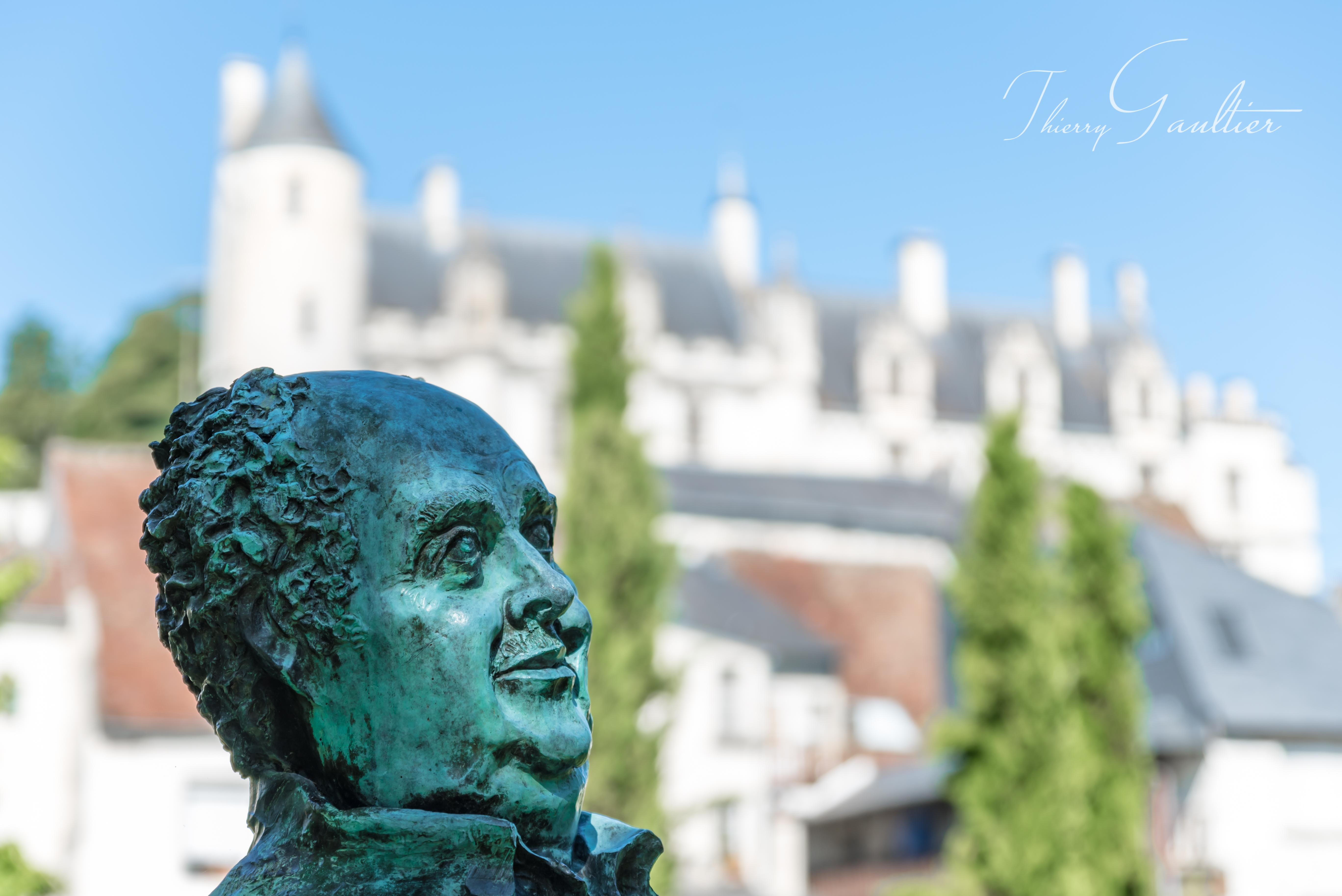 Statue de Jaques VILLERET