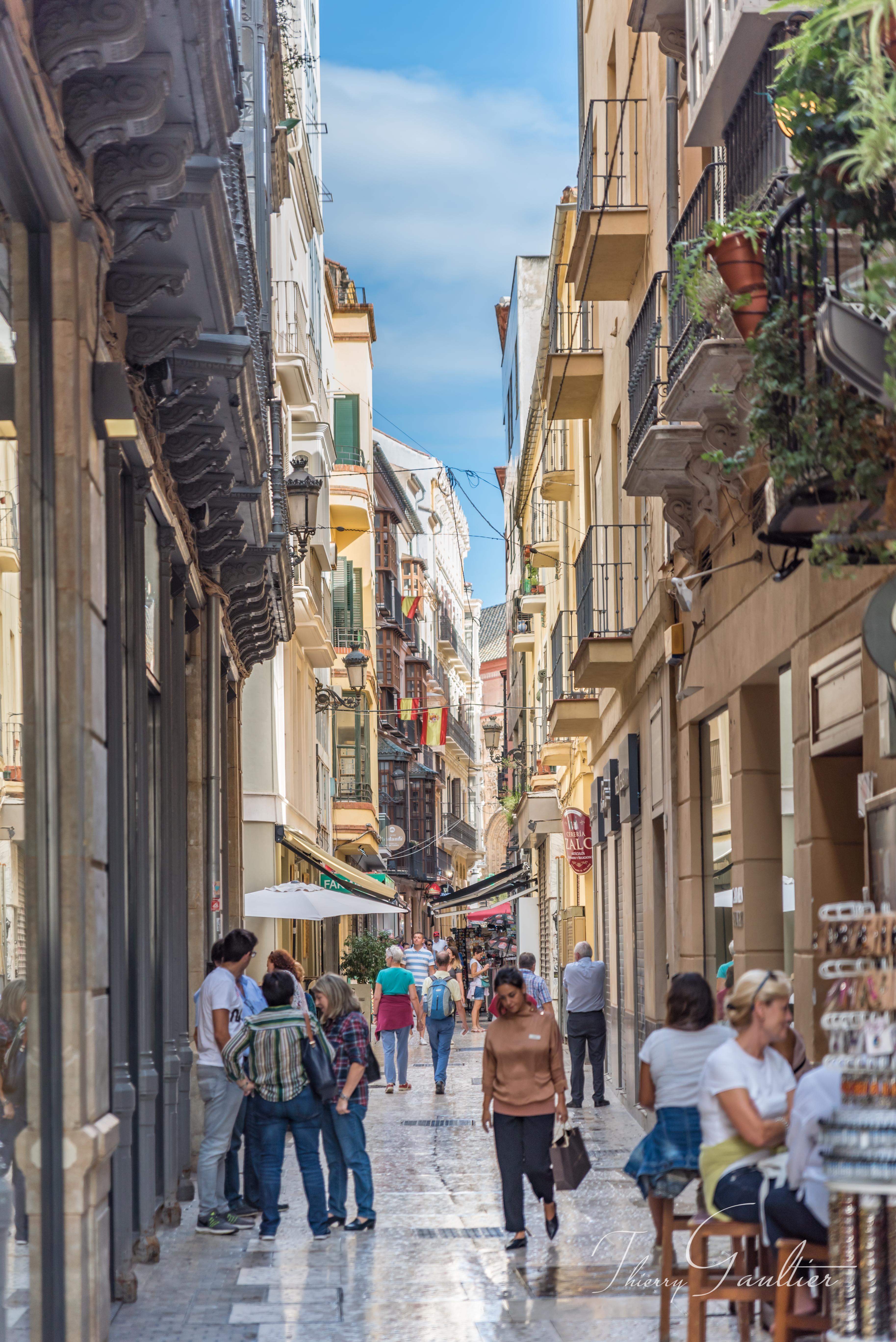 Rue Santa María