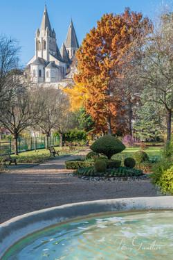Jardin public de LOCHES