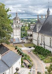 Flânerie à la Cité Royale de LOCHES