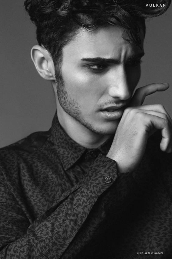 Retrato Moda Hombre