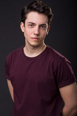 Retrato Actor Profesional
