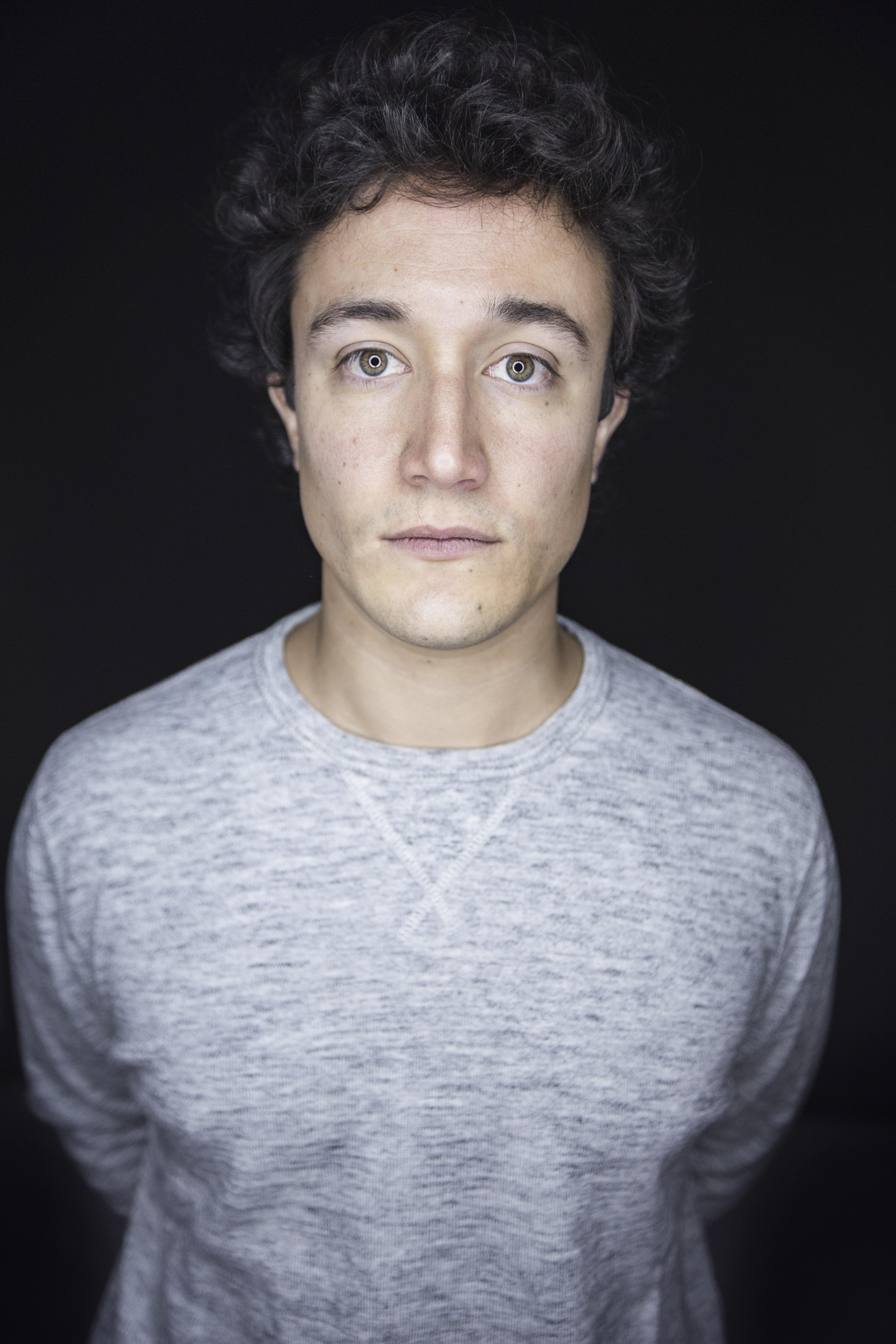 Retrato Actor