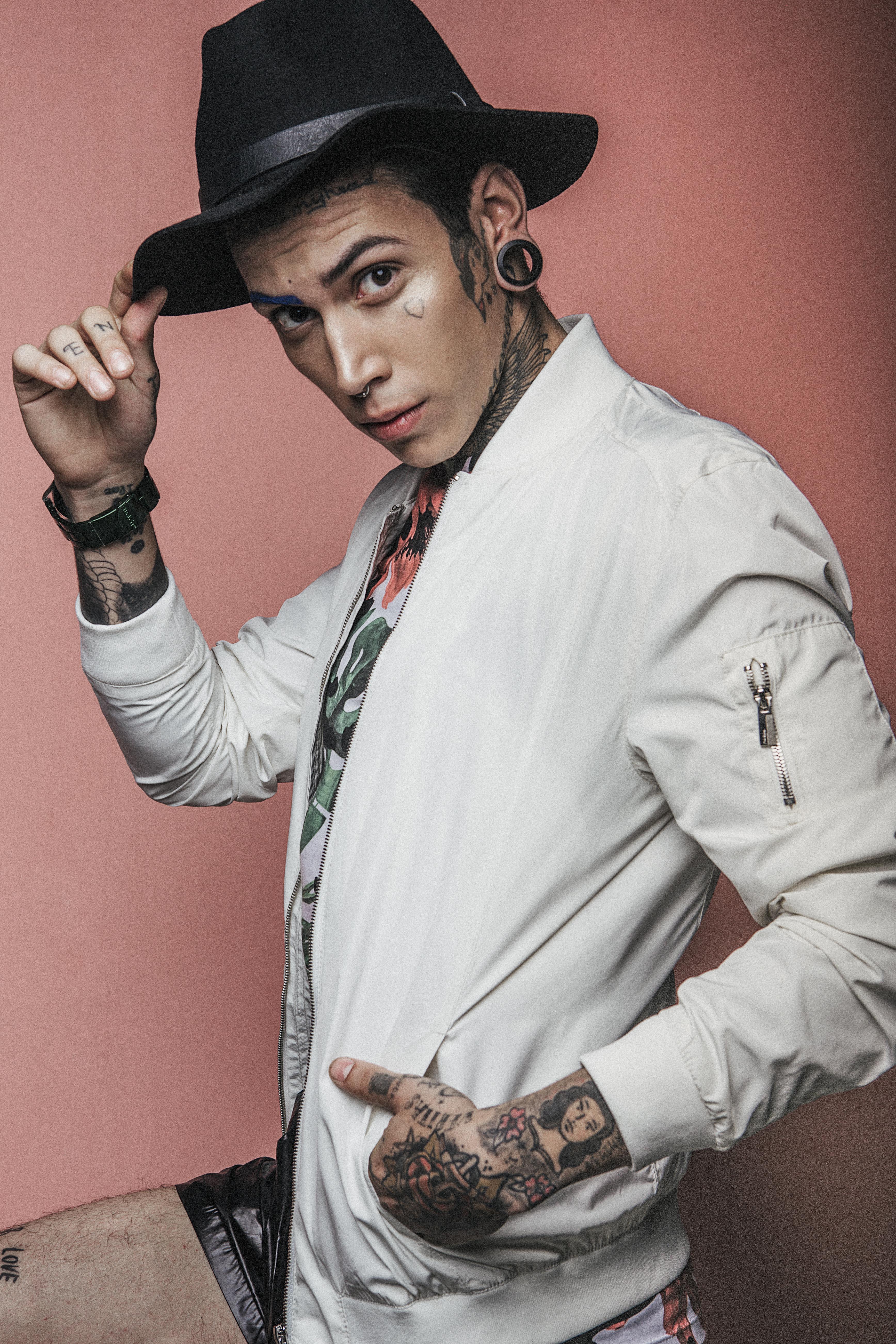 Editorial Moda Hombre