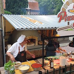 Workshop pizza bakken groep 8