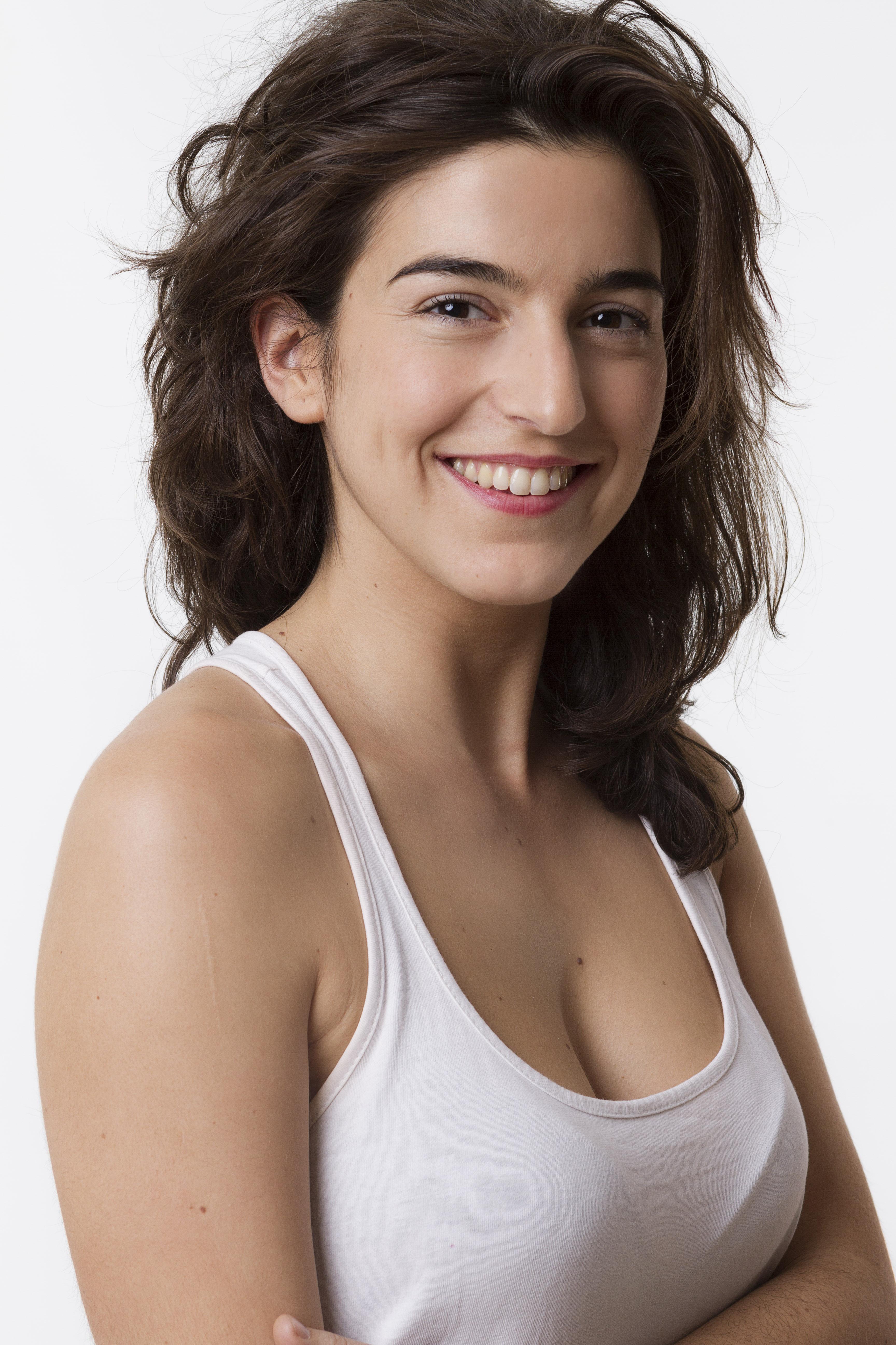 Retrato de actriz Madrid