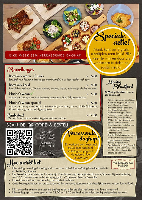 Tasty Delivery flyer ACHTERKANT 24-11-20