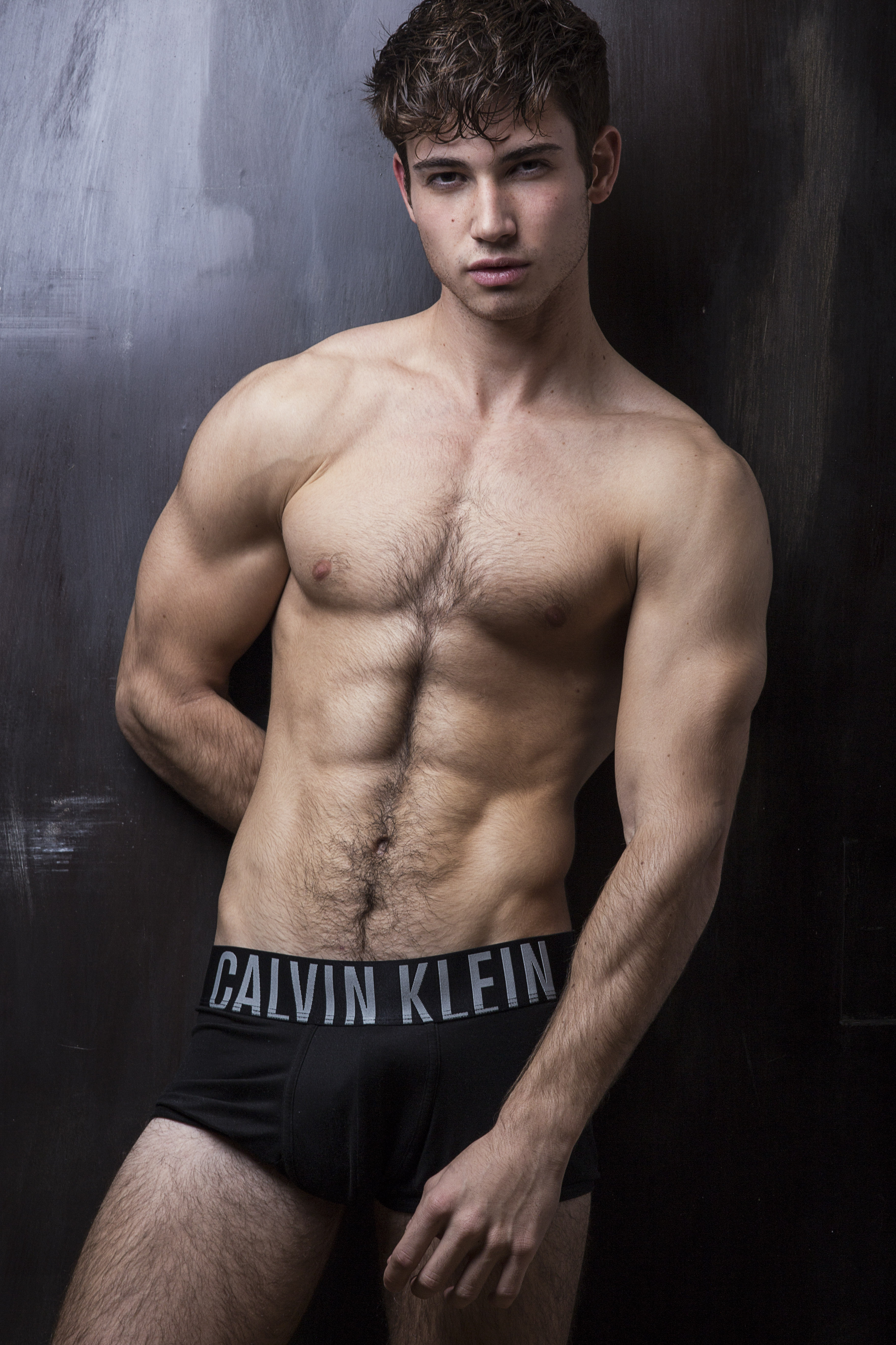 Hot Model Test Underwear
