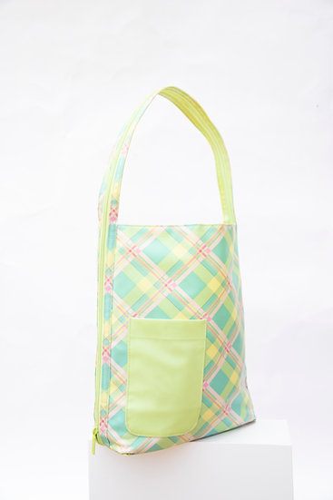 Retro Reversible Waterproof Bag