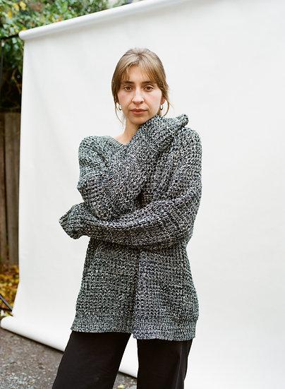 Vintage Bruns 90's Woollen Knit Sweater