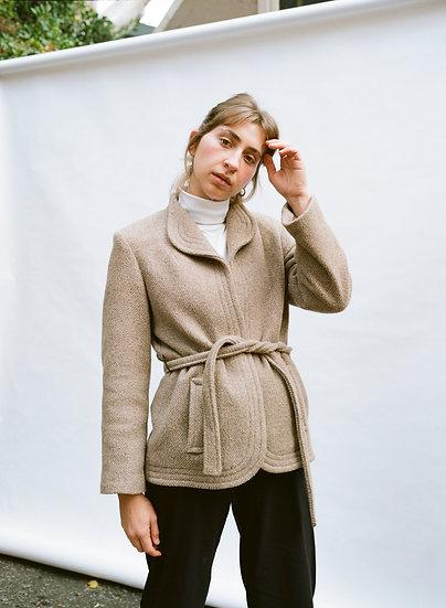 Vintage Sophia Of Melbourne Woollen Coat